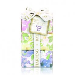 Baylis & Harding Assorted 3 Piece Soap Set