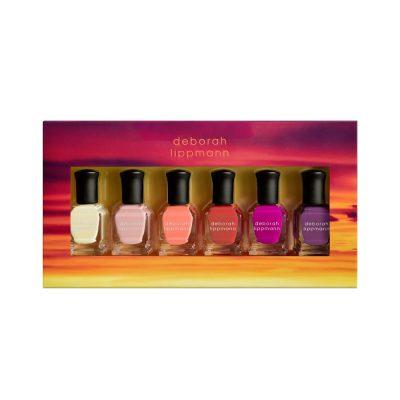 Deborah Lippmann Sunrise, Sunset (6 Piece Set)
