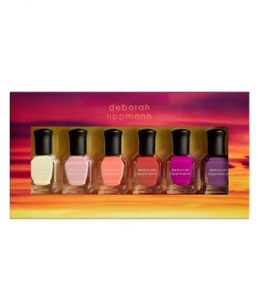 Deborah Lippmann Sunrise, Sunset (6 Piece Set)