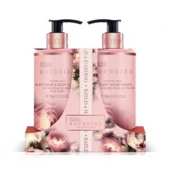 Baylis & Harding Boudoire Moonlight Peony 2 Bottle Set