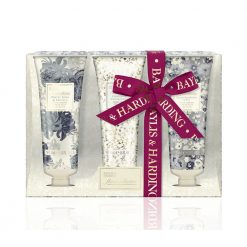 Baylis & Harding Floral Collection 3 Piece Hand Cream Set
