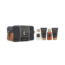 Baylis & Harding Mens Black Pepper & Ginseng Wash Bag Set