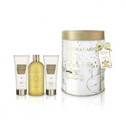 Baylis & Harding Sweet Mandarin & Grapefruit Round Tin Can Set