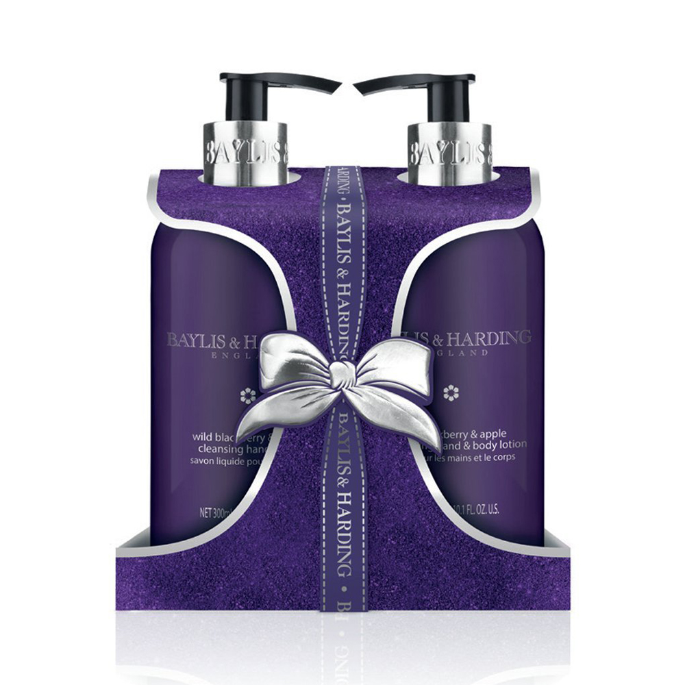 Wild Blackberry & Apple 2 Bottle Set