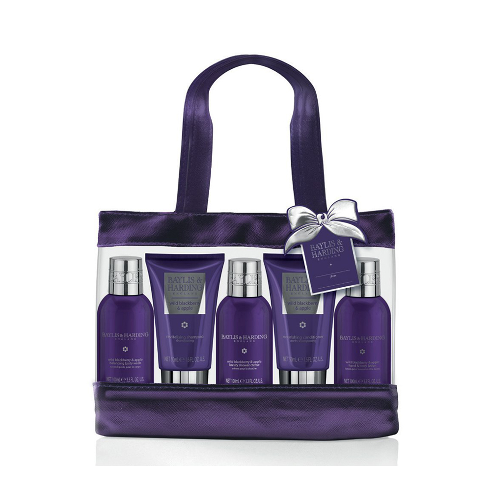 Wild Blackberry & Apple 5 Piece Bag Set