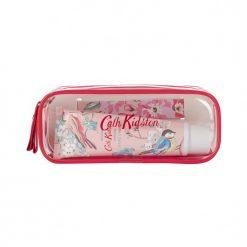 Cath Kidston Blossom Birds White Clover & Matcha Tea Hand Bag Essentials