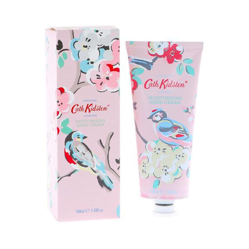 Cath Kidston Blossom Birds White Clover & Matcha Tea Hand Cream