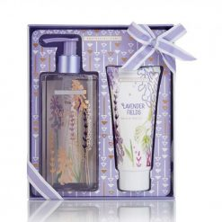 Heathcote & Ivory Lavender Fields Hand Wash & Hand Cream Set