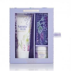 Heathcote & Ivory Lavender Fields Manicure Set