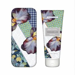 Heathcote & Ivory Vintage & Co. Braids & Blooms Hand Cream in Tin