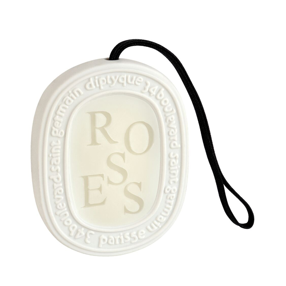 Diptyque Scented Oval Roses