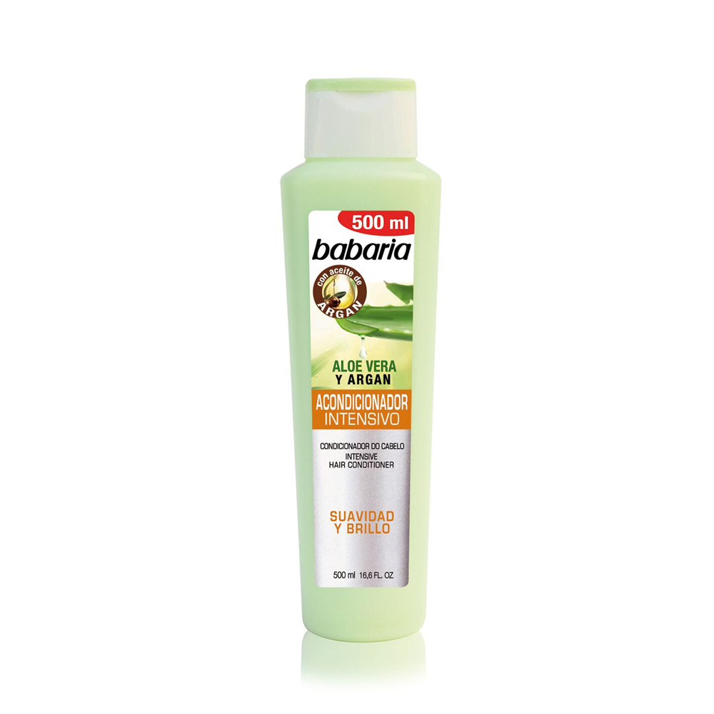 Aloe Vera & Argan Oil Conditioner