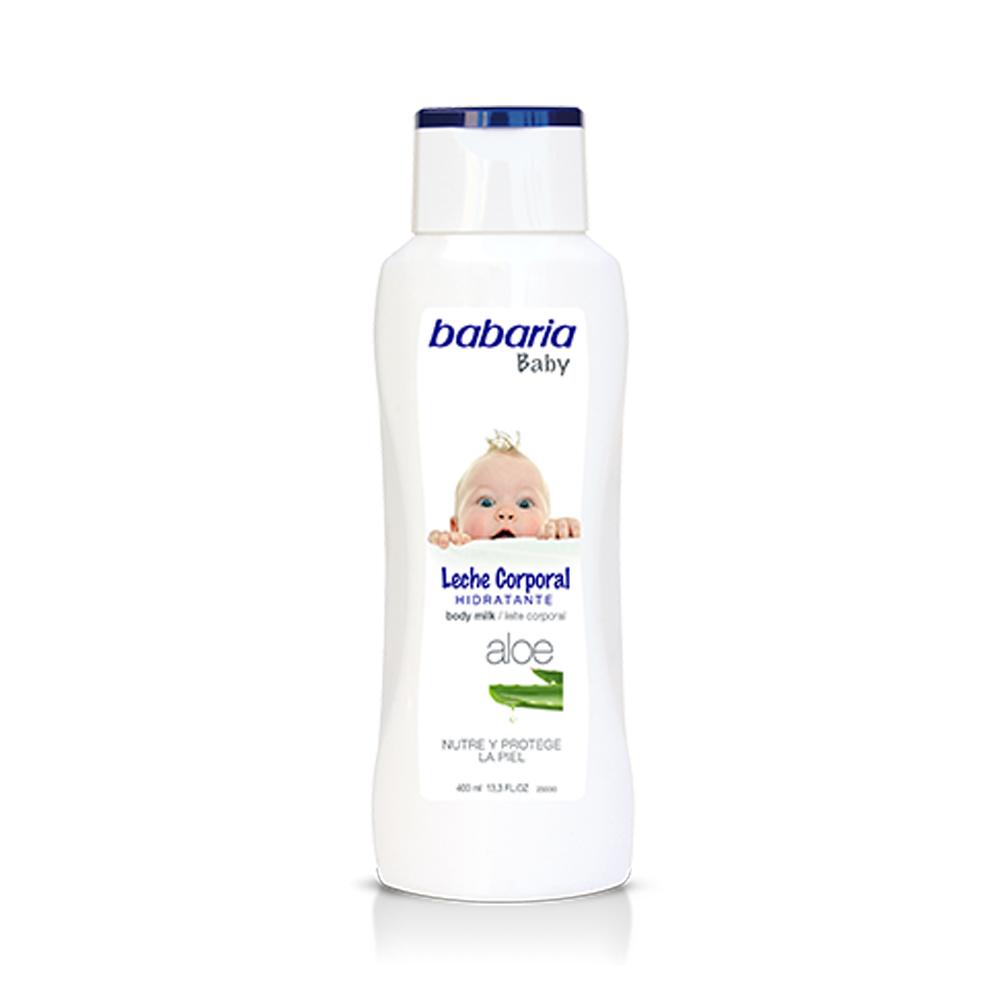 Baby Body Milk