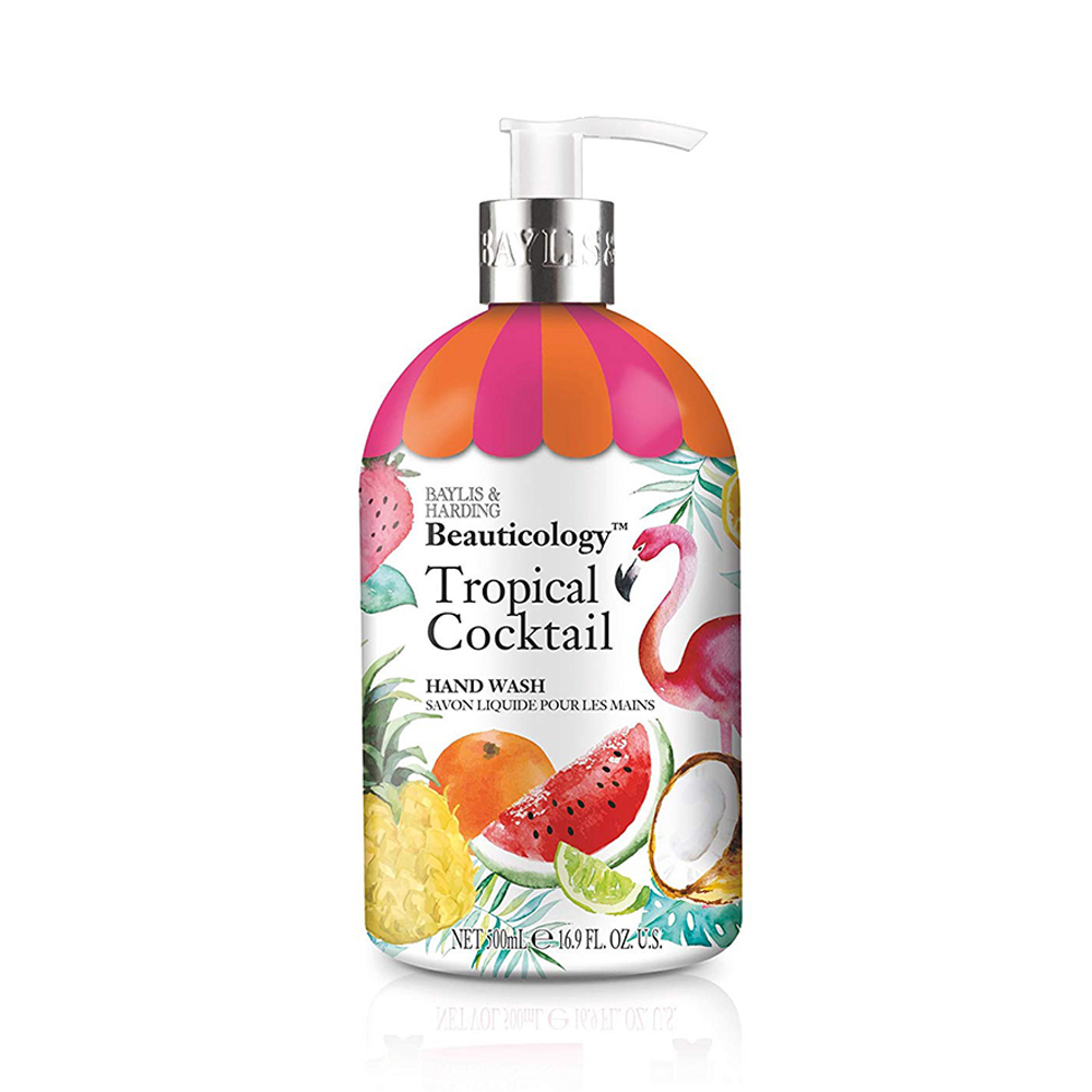 Beauticology Tropical Cocktail Hand Wash
