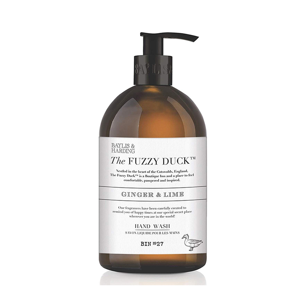 Fuzzy Duck Classic Ginger & Lime Hand Wash