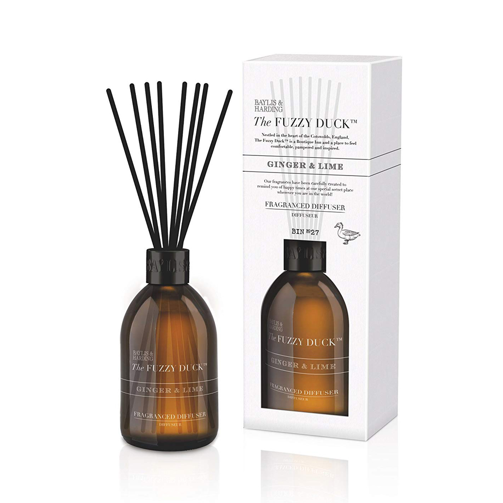 Fuzzy Duck Classic Ginger & Lime Diffuser