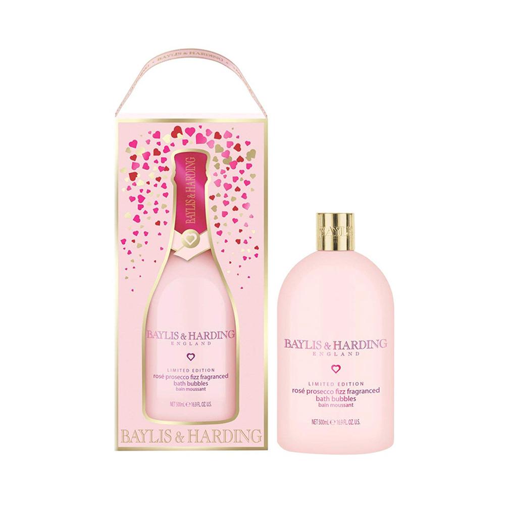 Rose Prosecco Fizz Bath Bubbles