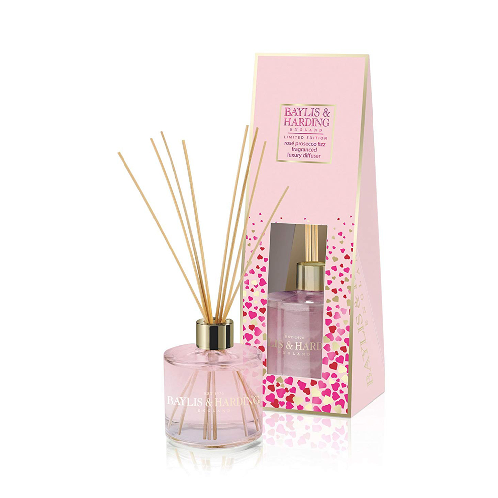 Baylis & Harding Rose Prosecco Fizz Diffuser