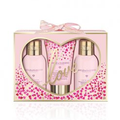 Baylis & Harding Rose Prosecco Fizz Small 3 Piece Set