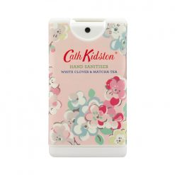 Cath Kidston Blossom Birds Print White Clover & Matcha Tea Scented Hand Sanitizer