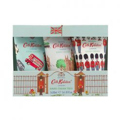 Cath Kidston London Print 3x30ml Hand Creams