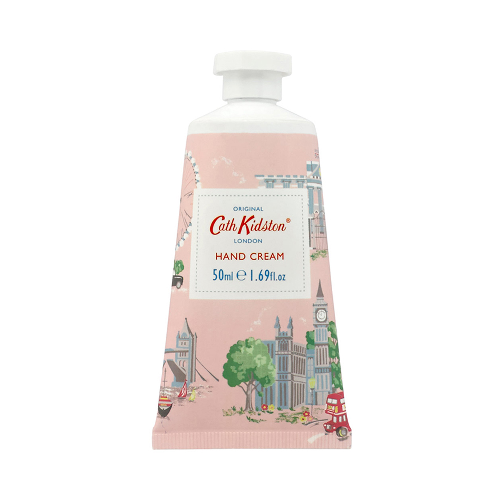 London Scene in Soft Pink Hand Cream