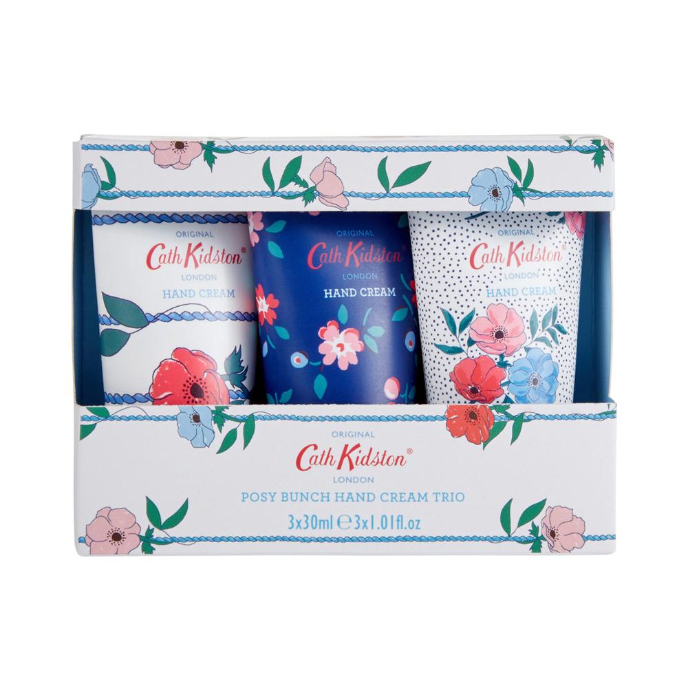 Cath Kidston Posy Bunch 3x30ml Hand Creams