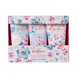 Cath Kidston Wild Rose & Quince 3x30ml Hand Creams