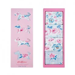 Cath Kidston Wild Rose & Quince 4x50g Soap Set