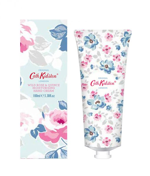 Wild Rose & Quince Hand Cream