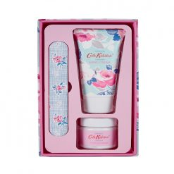 Cath Kidston Wild Rose & Quince Manicure Set