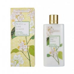 Heathcote & Ivory Neroli & Lime Leaves Softening Body Cream