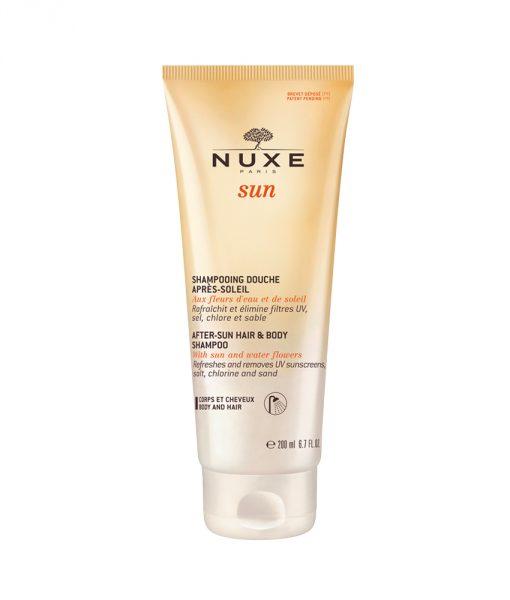 After-Sun Hair and Body Shampoo