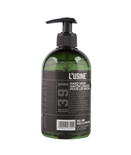 Elle Basic Lusine Basil Mint Hand Wash