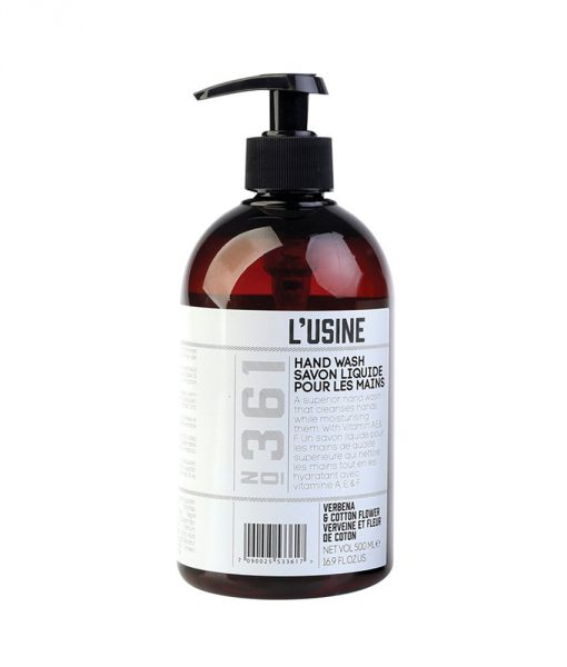 Elle Basic Lusine Verbena & Cotton FLower Hand Wash