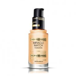 Max Factor Miracle Match Foundation - Crystal Beige