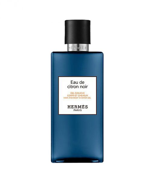Hermes Eau De Citron Noir Hair and Body Shower Gel