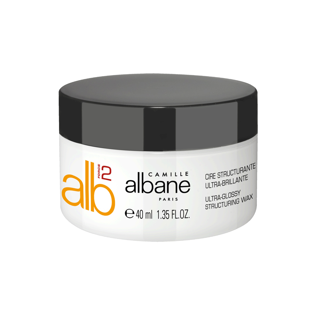 Camille Albane Ultra-Glossy Structuring Wax