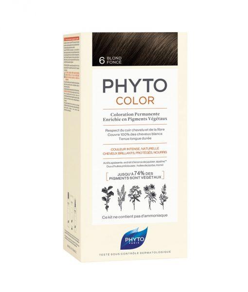 Phyto Phytocolor 6 Dark Blond