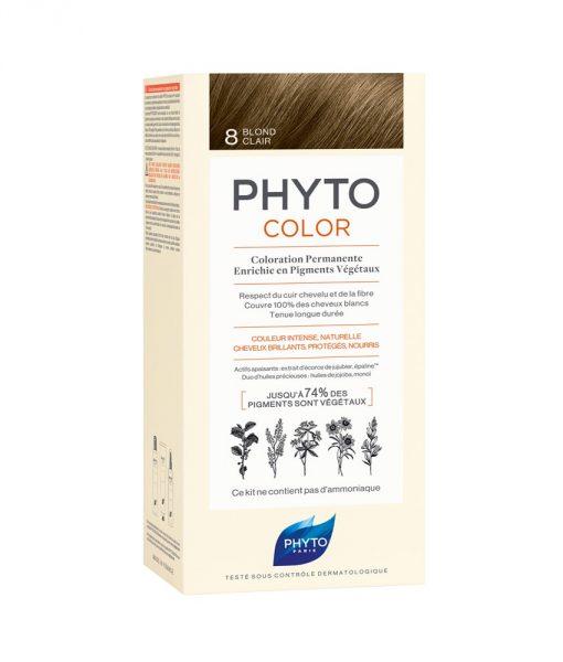 Phyto Phytocolor 8 Light Blond