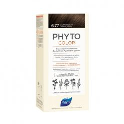 Phyto Phytocolor 6.77 Light Brown Cappuccino