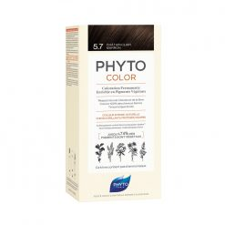 Phyto Phytocolor 5. 7 Light Chestnut Brown