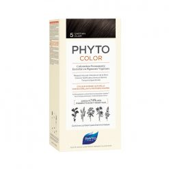 Phyto Phytocolor 5 Light Chestnut