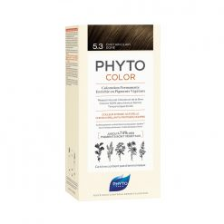 Phyto Phytocolor 5.3 Light Golden Chestnut