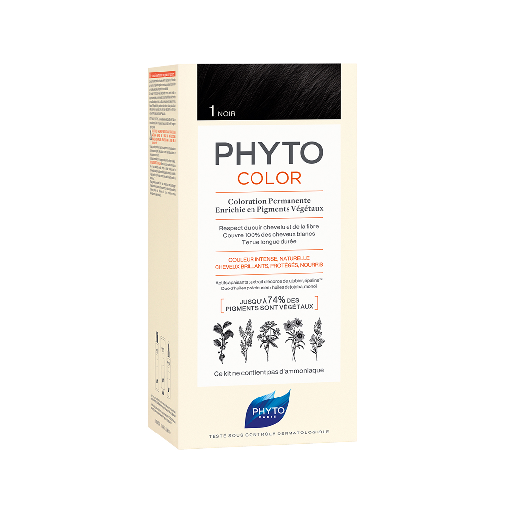 Phytocolor 1 Black