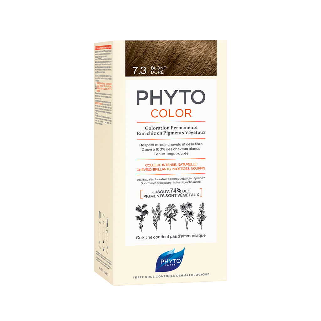 Phytocolor 7.3 Golden Blond