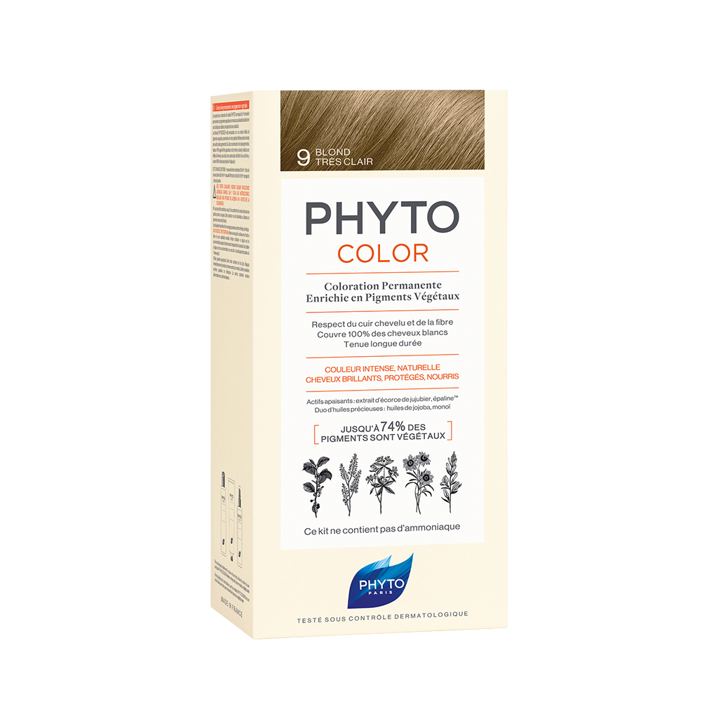 Phytocolor 9 Very Light Blond