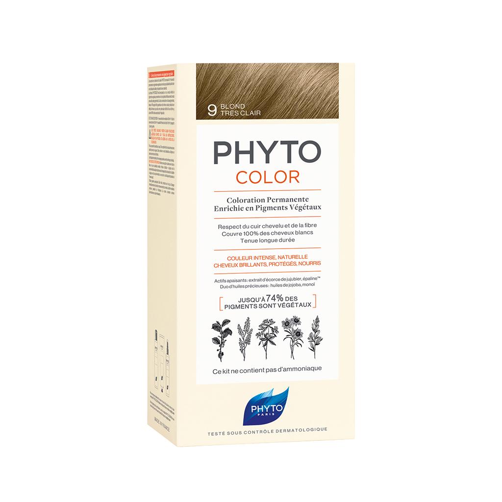 Phytocolor 9 Very Light Blond