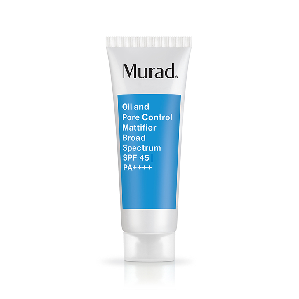 Oil and Pore Control Mattifier SPF 45
