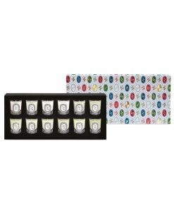 Diptyque Set of 12 Mini Candles of Pine Scents 35g